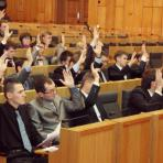 Молодежный парламент и органы власти
