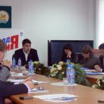 Обучение и подготовка молодых парламентариев