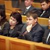 Организационное обеспечение в молодежном парламентаризме