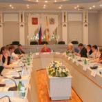 Молодежный парламент о развитии территорий отдельных областей