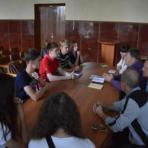 Школа молодого парламентария в Перми